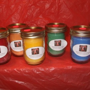 8 oz Jelly Jars!